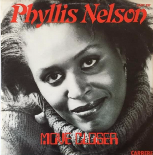 "Phyllis Nelson ‎- Move Closer (12"") (G/G++)"